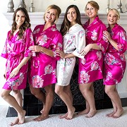 Tips On How To Choose Bridesmaids Robe