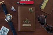 Add Panache to your look by gifting the most desired personalized wallets for men