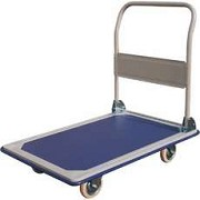 What are the various types of trolleys used in the hospitality sectors?