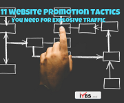 11 Website Promotion Tactics You Need For Explosive Traffic