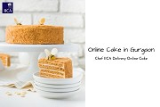 Chef IICA Offers Online Cake Order in Gurgaon