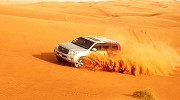 Tips and Precautions when you drive your own Desert Safari
