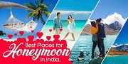 Here are some best places of honeymoon in India
