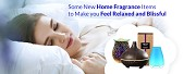 Try These New Home Fragrance Items to Feel Refreshed and Energized