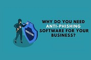 Why Do You Need Anti Phishing Software for Your Business?