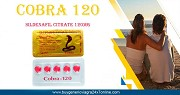 Give Your Sensual Life a Fresh Start with Vega Extra (Cobra 120mg)