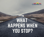 What Happens When You Stop?