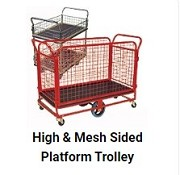 Buying industrial platform trolleys online is now easy