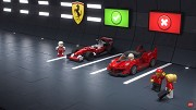 LEGO knows: real Ferrari must be printed on 3D printers