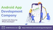Android App Development Company in India, USA