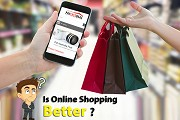 Why Online Shopping is Better than Offline