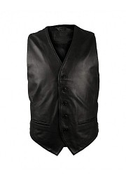 10 Secret Things You Didnt Know About LEATHER WAISTCOAT