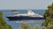 A Staggering Look At The World's 20 Largest Yachts