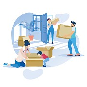 Tips to find a reliable home moving company