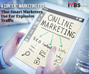 4 Content Marketing Tips That Smart Marketers Use For Explosive Traffic