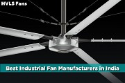 Best Manufacturer and Distributor HVLS fan in India | The Fan Studio