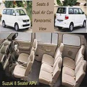 Cheap 8 Seater Van Rental – Affordable Option for Group Travelling