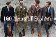 How has Mens Fashion Transformed over the Years