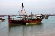 The Dhow Boats are Sailing Towards History