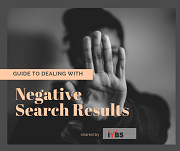 Guide To Dealing With Negative Search Results