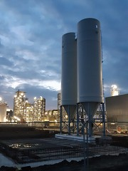 Sodimate equips a process step of the Indaver plant in Loon-Plage