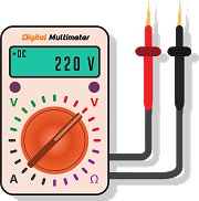 USE Digital Multimeter