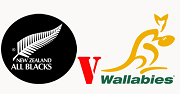 All Blacks The Bledisloe Cup 2020 Rugby decider at Eden Park