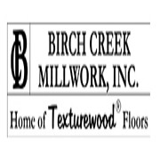 Texturewood Floors by Birch Creek Millwork Inc.