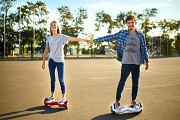 The Safety of Hoverboards