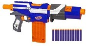 Best Nerf Shotguns to Use with Single Hand