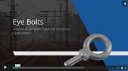 The Easy Way To Purchase Heavy Duty Eye Bolts