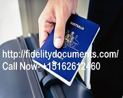 Buy real passport online to avoid statutory complications