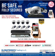 Level up your security with CCTV