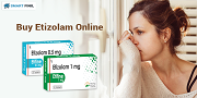 Purchase Etizolam tablet online to remove Anxiety disorder