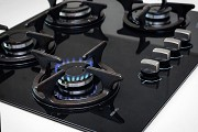 How to Clean a Stainless Steel Gas Stove and Oven