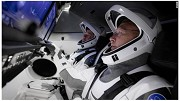 SpaceX Crew Dragon took flight in historic mission