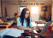 Looking for work from home jobs in 2019? Here are the hottest domains of the market