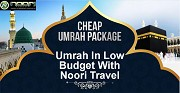 Umrah In Low Budget With Noori Travel