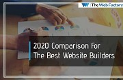 2020 Comparison For The Best Website Builders