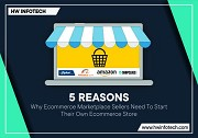 5 Reasons why ecommerce marketplace Sellers Need To Start Their Own Ecommerce Store