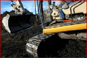Frank Owens Contractors: Groundworks on Construction Projects