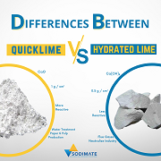 Quicklime vs Hydrated Lime