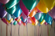 Become a Pro At Helium Balloon Party Decorations