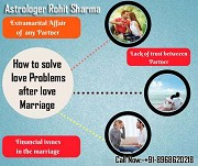 How to solve love problems after love marriage