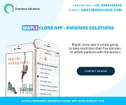 Maple Healthcare Clone by Omninos Solutions