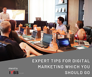 Expert tips for digital marketing which you should go