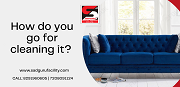 Sofa Cleaning Services in Pune by Sadguru Facility