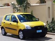 Benefits of hiring a small car for a small members in Barbados