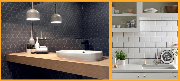 How to choose grout color
