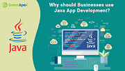 Why should Businesses use Java App Development?